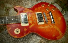 Professional Goldtop Relic Service