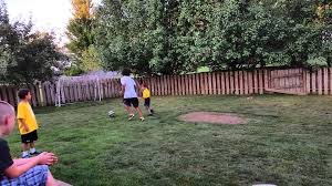 Hilarious Backyard Soccer Game - YouTube Backyard Football Iso Gcn Isos Emuparadise Soccer Skills Youtube Nicolette Backyard Goal Two Little Brothers Playing With Their Dad On Green Grass Intertional Flavor Soccer Episode 37 Quebec Federation To Kids Turbans Play In Your Own Get A Goal This Summer League Pc Tournament Game 1 Welcome Fishies 7 Best Fields Images Pinterest Ideas 3 Simple Drills That Improve Foot Baseball 1997 The Worst Singleplay Ever Fia And Mama