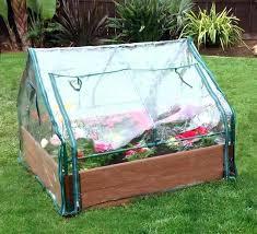 Raised Bed Cold Frame Garden