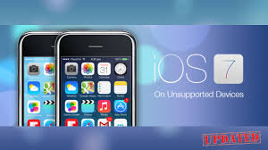 Updated How to Get iOS 7 on iPhone 3G 3GS iPod Touch 2G 3G 4G