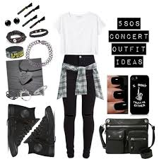 5sos Concert Outfit Ideas 4 By Jazziwheat On Polyvore Featuring Fashion Style Monki New