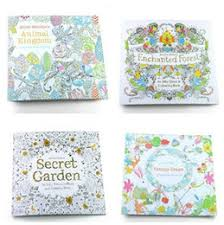 Lost Ocean Secret Garden An Inky Treasure Hunt And Coloring Book For Children Adult Relieve Stress Kill Time Graffiti Painting Drawing