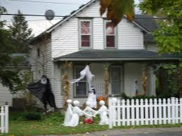 Outdoor Halloween Decorations Canada by Canada Halloween Elaborate Halloween Decorations Outdoor
