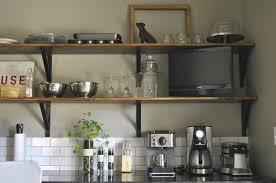 wall shelves design metal kitchen wall shelves ideas kitchen