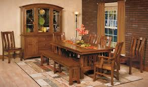 Dining Sets Amish In Shipshewana Cherry Mission Table Style Chairs ... John Thomas Select Ding Mission Side Chair Fniture Barn Almanzo Barnwood Table Tapered Leg Black Base Amish Crafted Oak Room Set 1stopbedrooms Updating Style Chairs The Curators Collection Stickley Six Ellis A Original Sold Of 8 Arts Crafts 1905 Antique Craftsman Plans And With Urban Upholstered Rotmans Marbrisa Available At Jaxco
