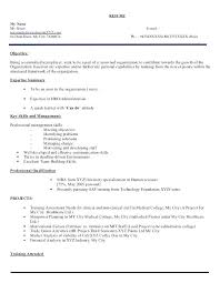 Sample Resume For Career Change To Administrative Assistant And Examples Of Title