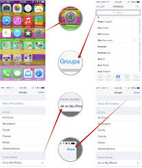 Contacts disappearing or not syncing with iCloud under iOS 7 1 2