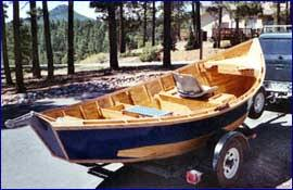 Wood Drift Boat Plans Free by Don Hill Custom Drift Boat Plans