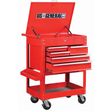 Blast Cabinet Harbor Freight by 30 In 5 Drawer Glossy Red Tool Cart Tool Cart Tool Storage And