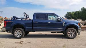 2017 Ford F-250 Lariat Diesel Test Drive Review