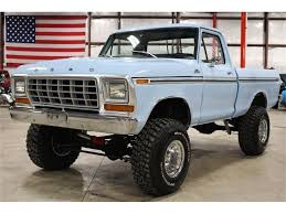 100 1978 Ford Truck For Sale F150 For ClassicCarscom CC958188