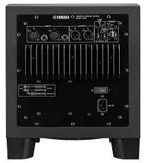 Omnirax Presto 4 Studio Desk Black Dimensions by Yamaha Hs Series Studio Monitor Bundle 1 Pro Audio Superstore