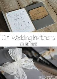 Like The Typography On These Could Use For Other Than Wedding Invites DIY