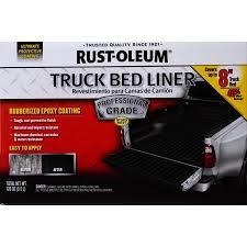 Rustoleum Bed Liner Colors by Rust Oleum Professional Grade Truck Bed Liner Kit Walmart Com