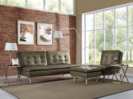 Serta Dream Convertible Sofa By Lifestyle Solutions by Dartmouth Lifestyle Solutions