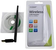 antenne wifi pour pc bureau edup 2 4g sans fil usb adaptateur networkd carte wifi direct 802 11n