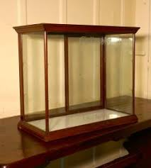 Edwardian Cadburys Counter Top Sweet Shop Display Cabinet From Elmgarden