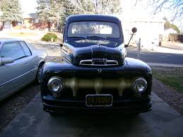 1951 Ford F-100 Pick Up Truck Gorgeuos Show Quality Washington Blue ...