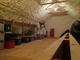 Insulating Cathedral Ceilings With Spray Foam by Sealed Attics U2013 Stetten Home Services