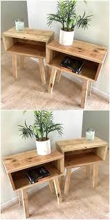best 25 wood end tables ideas on pinterest diy furniture plans