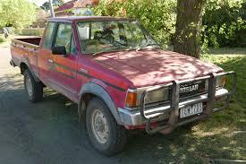 100 1985 Nissan Truck File 720 4WD King Cab 2door Utility 20151017 01jpg