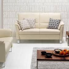 canapé design blanc grimsel sofas products horst ag
