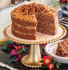 Pecan Pumpkin Bars Paula Deen by German Chocolate Cake Southern Lady Magazine