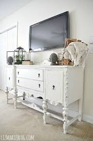 Buffet For Dining Room Decorate And Style A Flat Screen TV Several Ideas