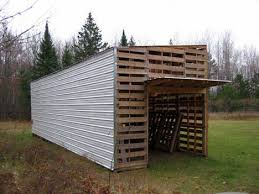 Best 25 Pallet Shed Ideas On Pinterest