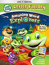 Amazon Leapfrog Letter Factory Adventures Counting