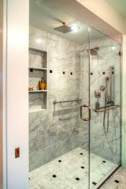 Custom Shower Remodeling And Renovation Custom Tile Shower Transitional Bathroom Philadelphia