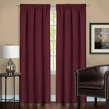Boscovs Window Curtains by Achim Harmony Blackout Window Curtain Panel Boscov U0027s