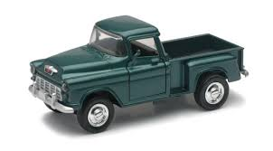 100 Chevy Toy Trucks This 132 Scale Model By NewRay Is Made Of Diecast With Some Plastic