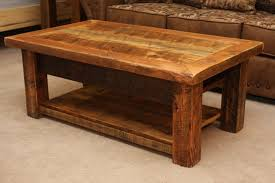 Delightful Design Rustic Living Room Tables Chic Coffee Table For Your