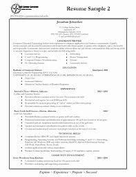Sample Chemical Engineering Resume Unique Samples For Job Best 15 Engineer Of