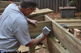 Distance Between Floor Joists by Decks Com Deck Joist Sizing And Spacing