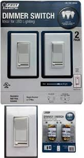 electric dimmer wall lighting switch plates white dual pack ideal