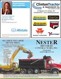 100 Allstate Trucking The Clinton Courier The People Issue By The Clinton Courier Issuu