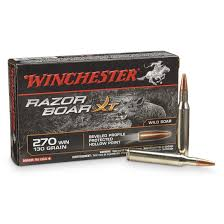 Winchester Razorback XT, .270 Winchester, HP, 130 Grain, 20 Rounds ... Remington Big Deer Page 2 Barnes 308 Win 130gr Vortx Ballistic Gel Test Youtube 20 Rounds Of Bulk Win Ammo By Vortx Ttsx Texas Hog Hunting 223 Tsx 44 Rem Mag Xpb Ammunition Clark Armory Bullets 243 6mm Bt Introduction Nito Mortera 55 Gr Lead Free Hollow Point 300 165gr Bison Tactical 200 55gr Premium 500 Nitro Express 570 Banded Solid Flat Nose 7mm Remington Magnum Ttsxbt 160 Grain 50 Rounds Umc Mc Centerfire Rifle