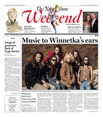 Mona Shores Singing Christmas Tree 2013 by The North Shore Weekend East Issue 244 By Jwc Media Issuu