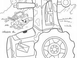 Coloring Pages Cars Disney Pixar Page 2 Printable