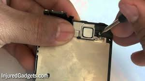 iPhone 5 Touch Screen Glass Digitizer & LCD Display Repair