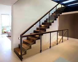 Furniture : Likable Modern Wooden Staircase Designs Cute Handrails ... Stairs Amusing Stair Banisters Baniersglsstaircase Create Unique Metal Handrailings With Pinnacle Staircase And Hall Contemporary Artwork Glass Banister In Best 25 Glass Balustrade Ideas On Pinterest Handrail Wwwstockwellltdcouk American White Oak 3 Part Dogleg Flight Frameless Stair Railing Elegant Safety Architecture Inspiring Handrails For Beautiful Amusing Stright Banister With Base Frames As Decor Tips Cool Banisters Ideas And Newel Detail In Brown