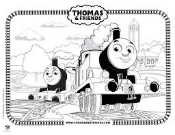 Top 20 Free Printable Thomas The Train Coloring Pages Online Trainy Thomastrainy On Pinterest