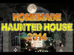 Scary Halloween Props For Haunted House by Best 25 Halloween Haunted Houses Ideas On Pinterest Diy
