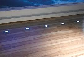 Led Recessed Floor Lights Lighting Strips Walk Over Ip67