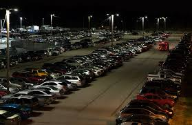 Parking Lot & Security Lighting