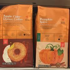 Dunkin Donuts Pumpkin Spice 2017 by Found Archer Farms Fall Coffees Pumpkin Spice Coffee More