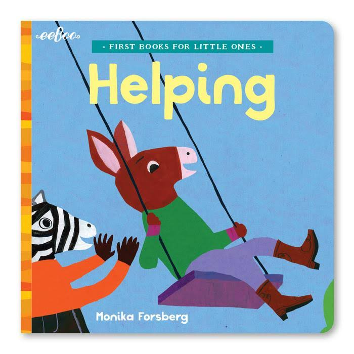 First Books for Little Ones- Helping by eeBoo