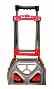 Milwaukee Hand Trucks 73777 Fold Up Hand Truck - - Amazon.com Milwaukee Hand Truck 800 Lb Capacity 2way Convertible Pictures Of Trucks Shop 300lb Red Steel At R Us Baron Folding 1321 Cart For Worlds Vex Forum Flower Pot Wonderme 3500 Truck30152 The Dual Handle Truckdc47132 Home Depot Steel Folding Hand Truck Tools Compare Prices Nextag 2 In 1 Horizontal Vertical Exquisite Dolly Cheap Lots From With Hd Box Trolley Heavy Duty